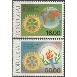 Portugalija 1980. Rotary...