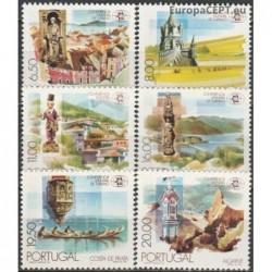 Portugal 1980. Landscapes...