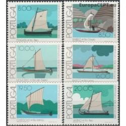 Portugal 1981. Ship transport