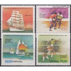 Portugal 1982. Sport events