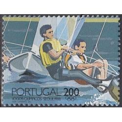 Portugal 1988. Sailing