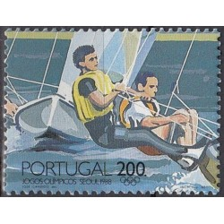 Portugalija 1988. Buriavimas