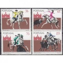 Portugal 1992. Bullfighting