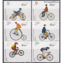 Portugal 2000. Bicycles