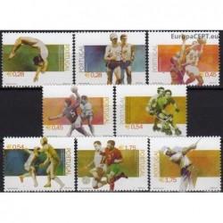Portugalija 2002. Sportas