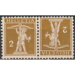 Switzerland 1911. National...