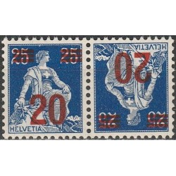 Switzerland 1921. National...