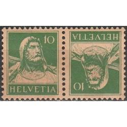 Switzerland 1921. William Tell