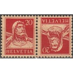 Switzerland 1924. William Tell
