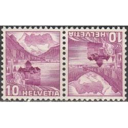 Switzerland 1937. Natural...