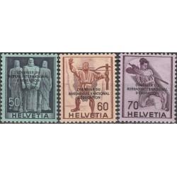 Switzerland 1944. Issue for...