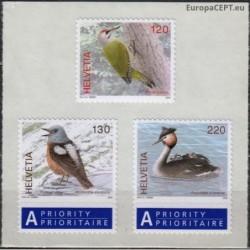 Switzerland 2008. Birds