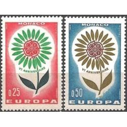 Monakas 1964. CEPT:...