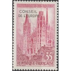 France 1958. Rouen...