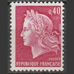 France 1969. Marianne...