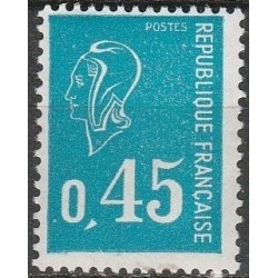 France 1971. Definitive issue