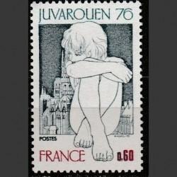France 1976. Children