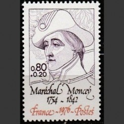 France 1976. National heroes