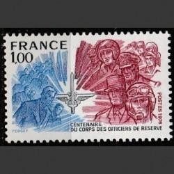 Prancūzija 1976. Kariuomenė