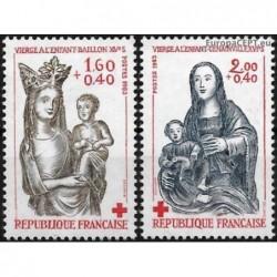 Prancūzija 1983. Raudonasis...