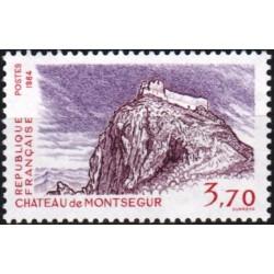 France 1984. Natural landscape
