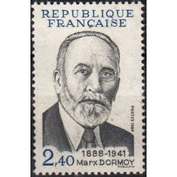 France 1984. Politician