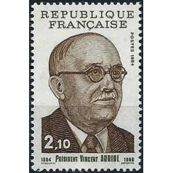 France 1984. President