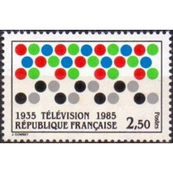 France 1985. Television