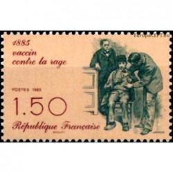 Prancūzija 1985. Medicina