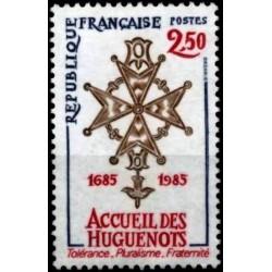 France 1985. Edict of Nantes