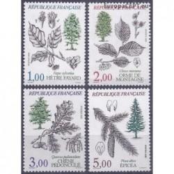Prancūzija 1985. Medžiai