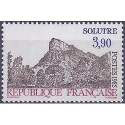 France 1985. Landscape