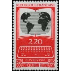 France 1985. Archives