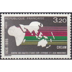 France 1986. African and...