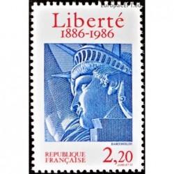 Prancūzija 1986. Laisvės...