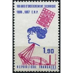 France 1986. Technologies