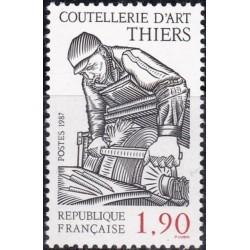 Prancūzija 1987. Amatininkas