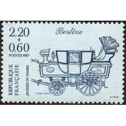 France 1987. Stamp Day