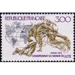 Prancūzija 1987. Imtynės