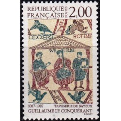 France 1987. William the...