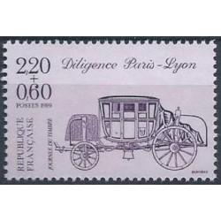 France 1989. Stamp Day