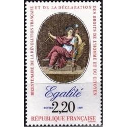 France 1989. French Revolution