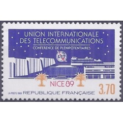 France 1989. Conference of...