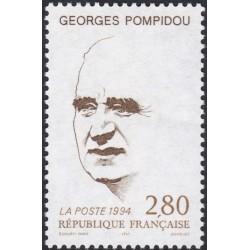 France 1994. President...