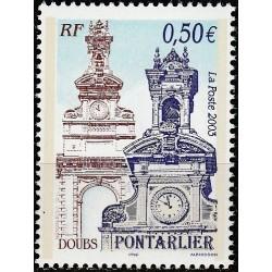 Prancūzija 2003. Architektūra