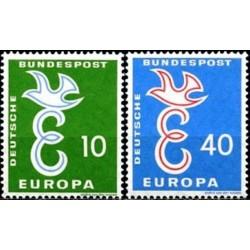 Vokietija 1958. Europos...