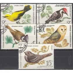 Russia 1979. Birds
