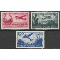 Rumunija 1948. Transportas