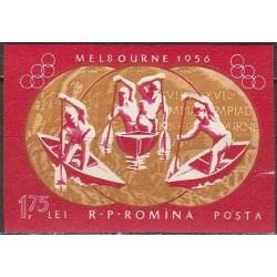 Rumunija 1961. Melburno...