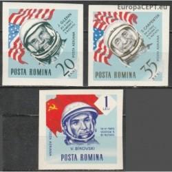 Rumunija 1964. Astronautai...